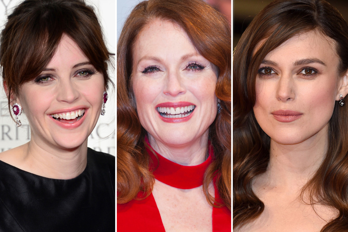 BAFTAs 2015 beauty looks