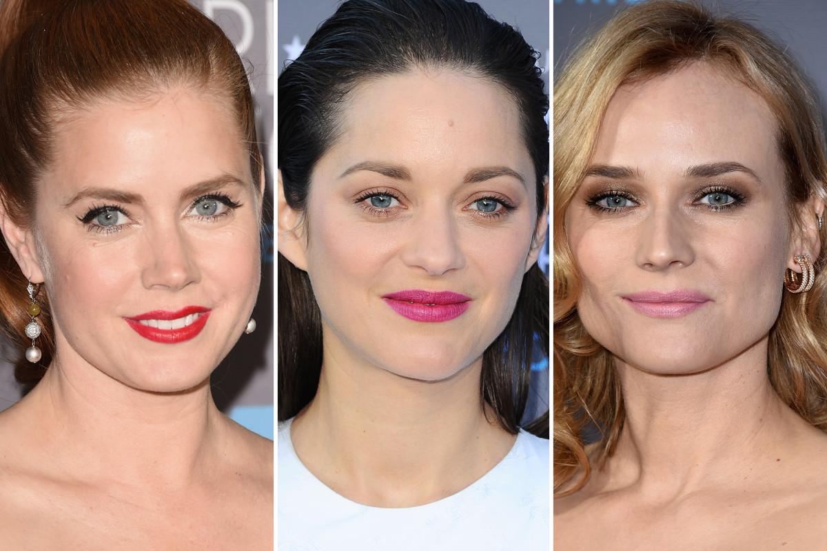 Critics' Choice Awards 2015 beauty looks