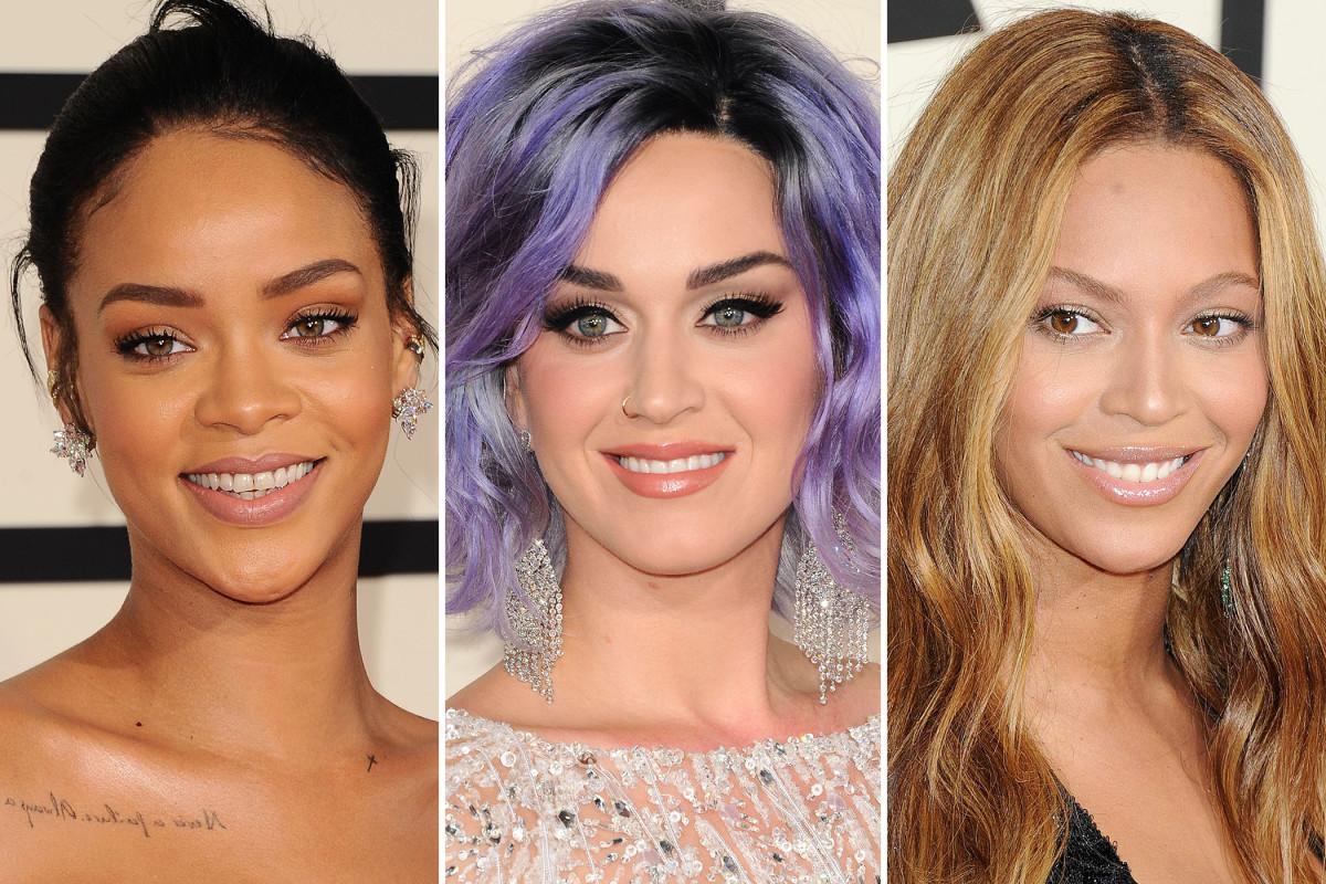 Grammys 2015 beauty looks