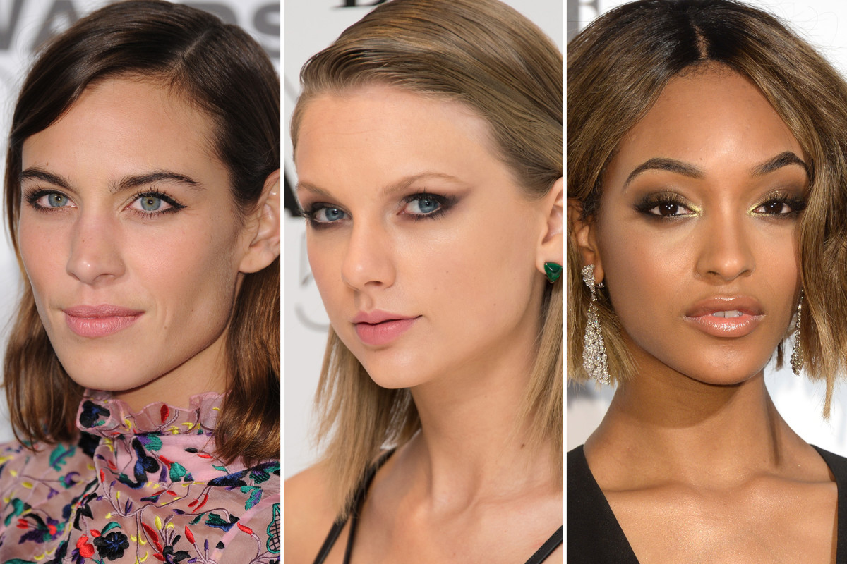 Elle Style Awards 2015 beauty looks