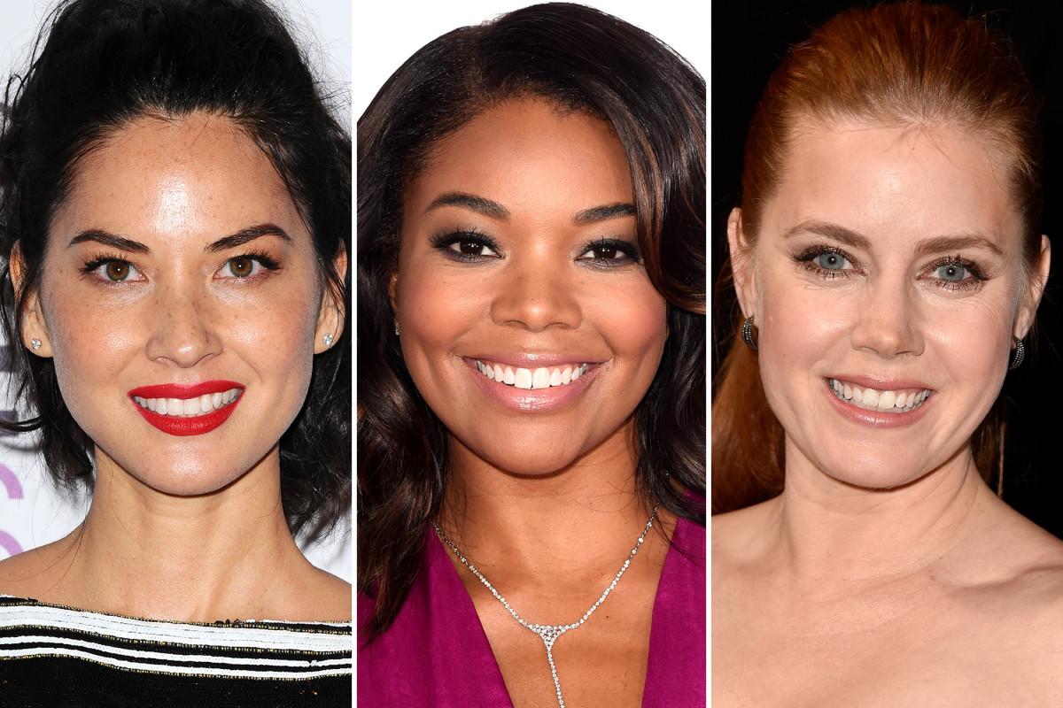 People's Choice 2015 beauty looks