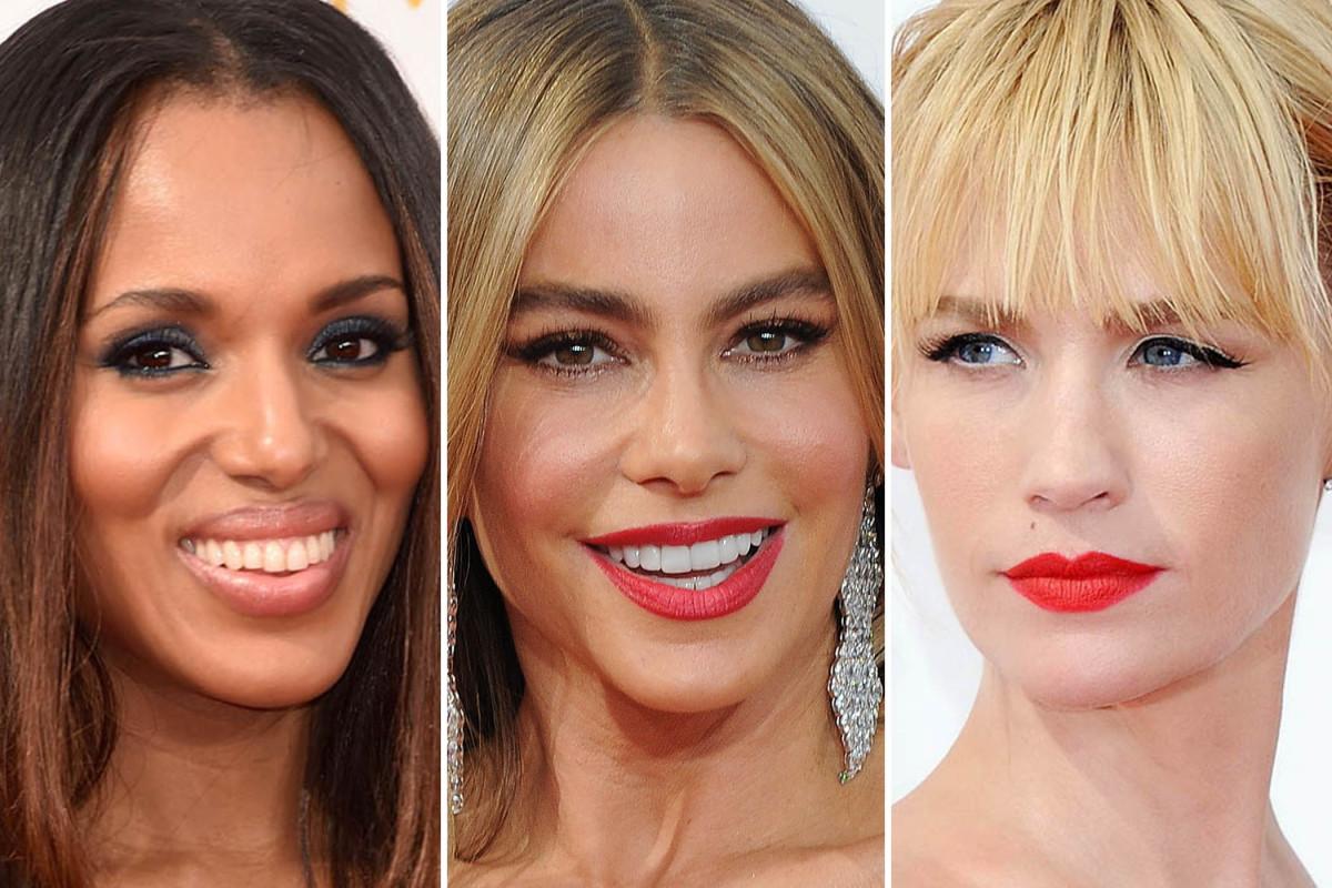 Emmys 2014 beauty looks
