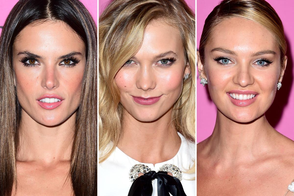 Victoria's Secret Show 2014 after-party beauty looks