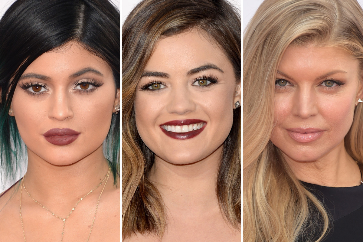 American Music Awards 2014 beauty looks