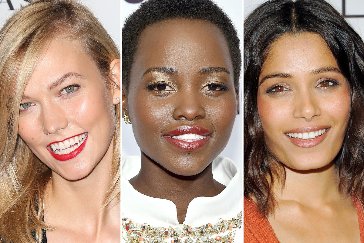 Glamour Women of the Year Awards 2014 beauty looks