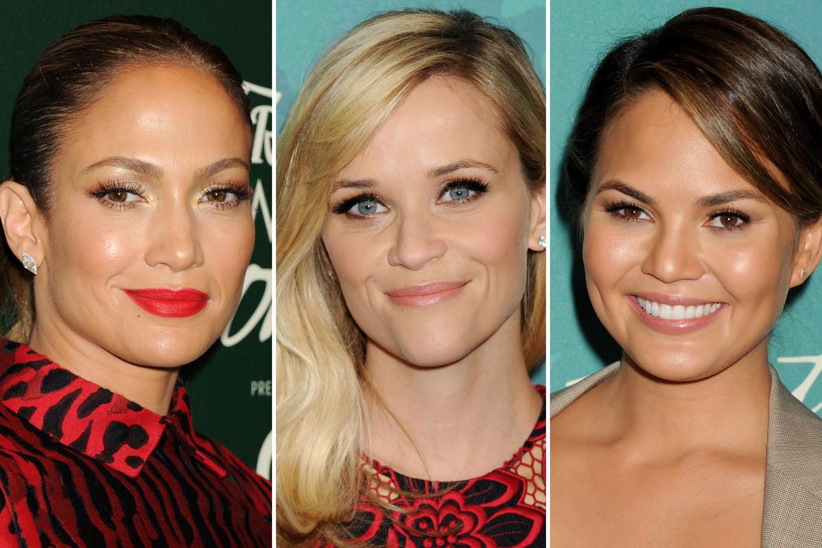 Variety Power of Women 2014 beauty looks