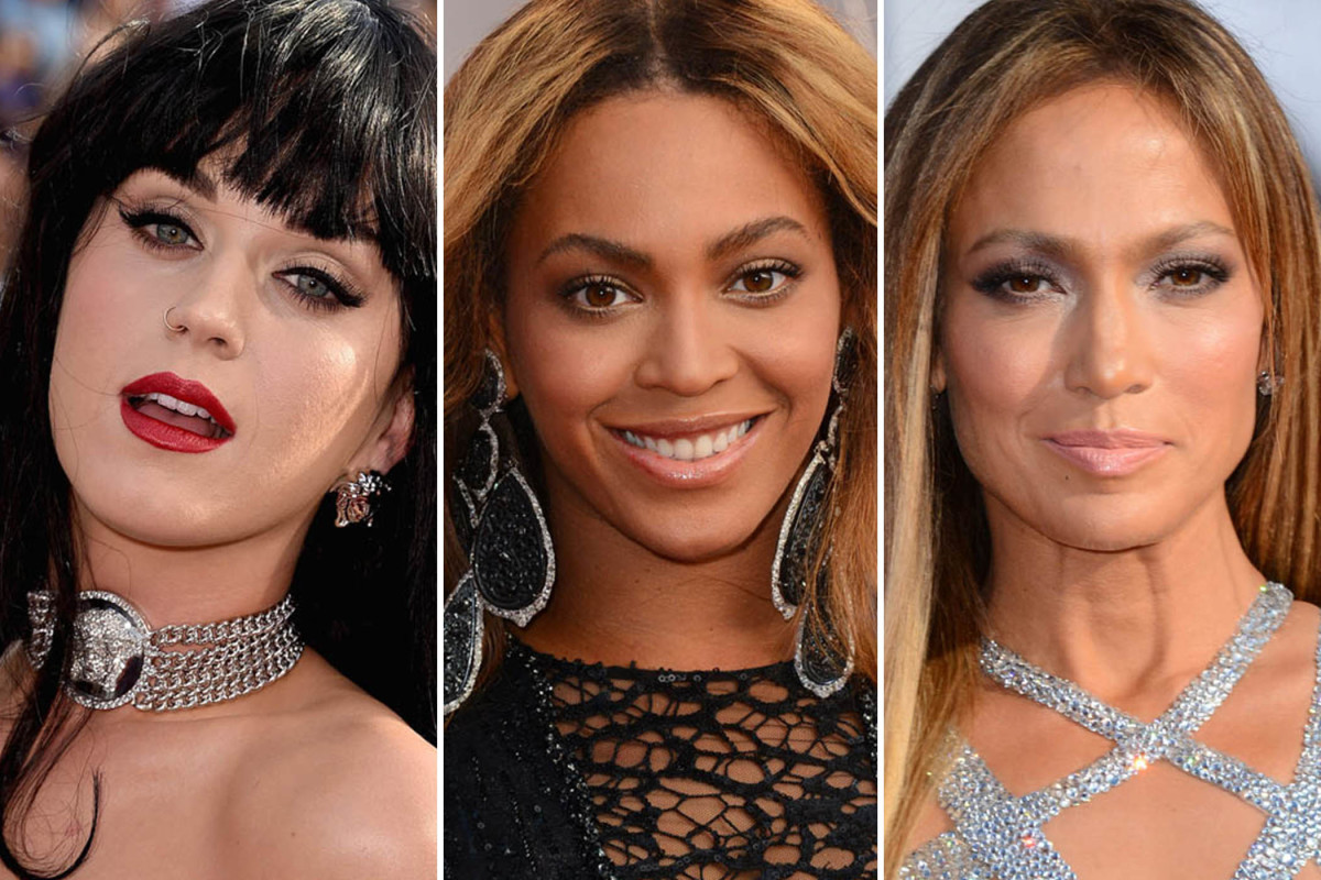 MTV Video Music Awards 2014 beauty looks