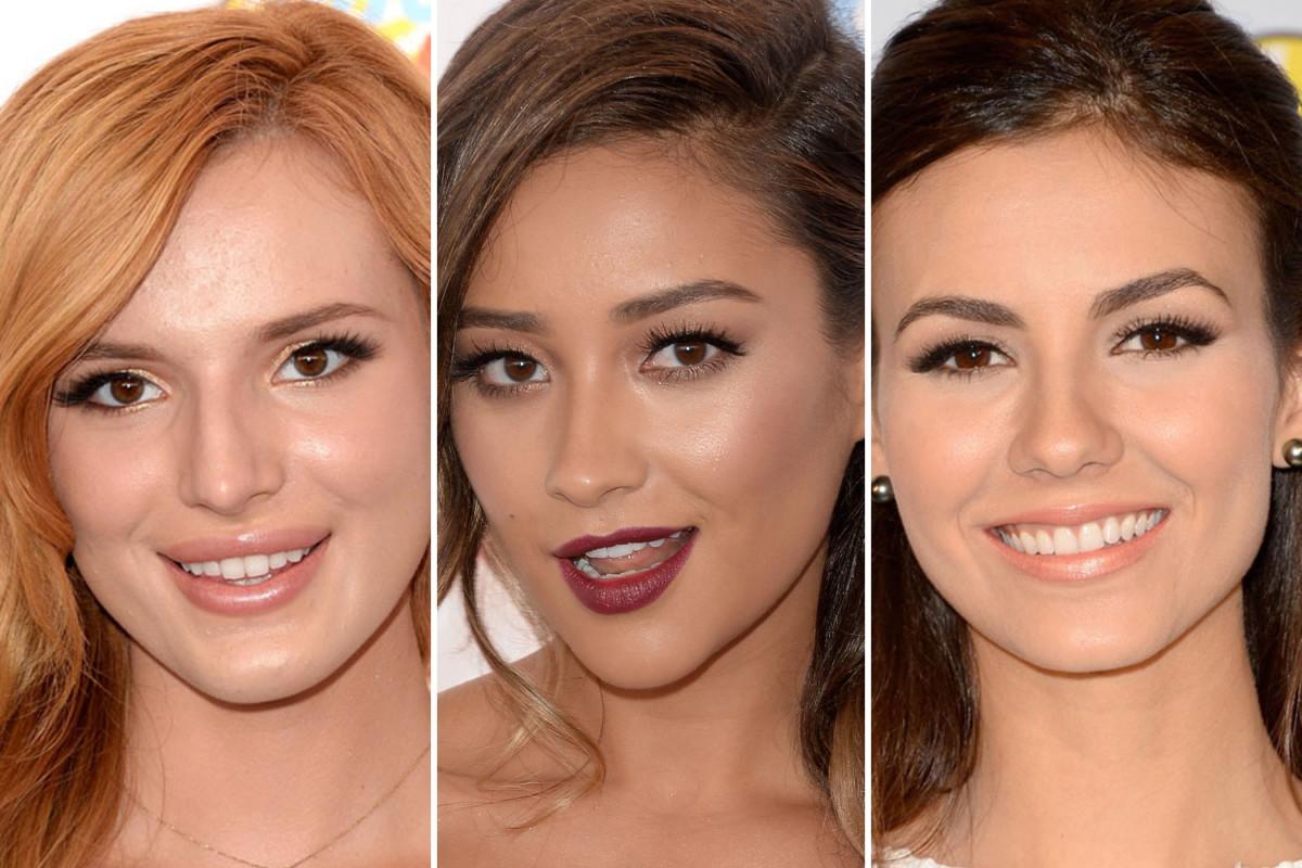 Teen Choice Awards 2014 beauty looks