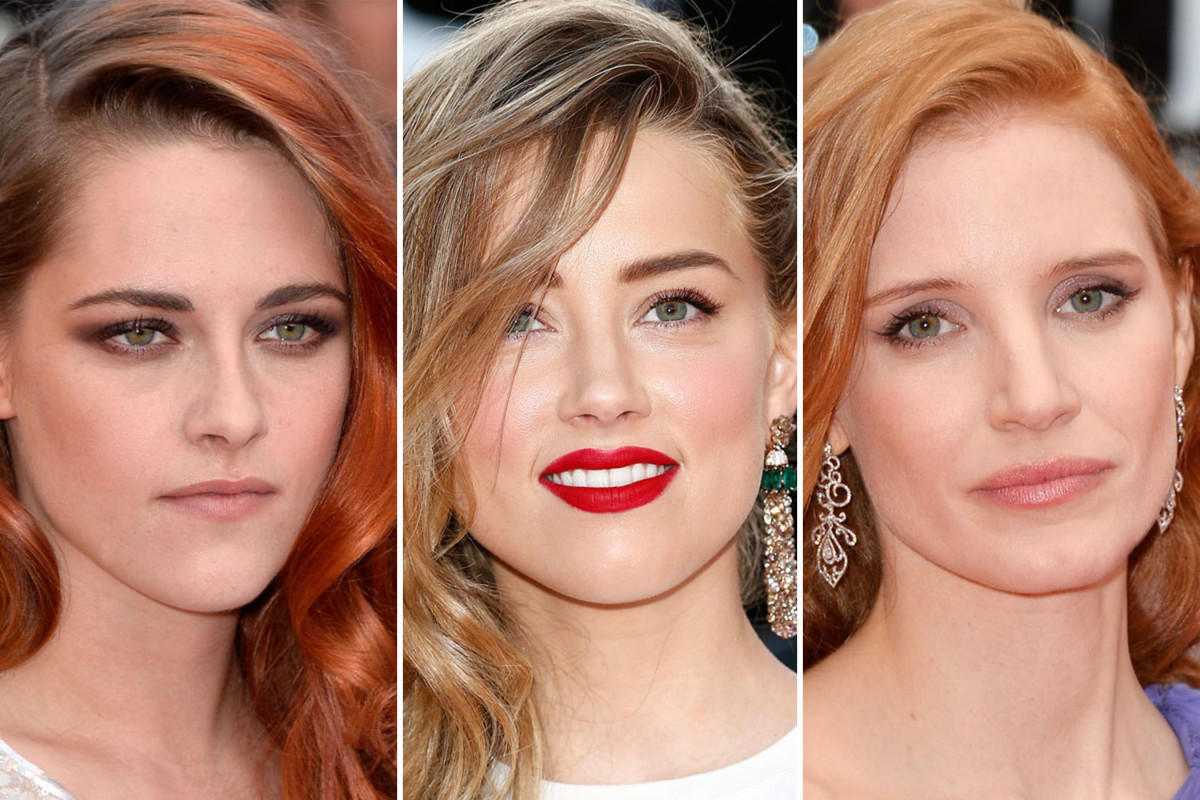Cannes 2014 beauty looks