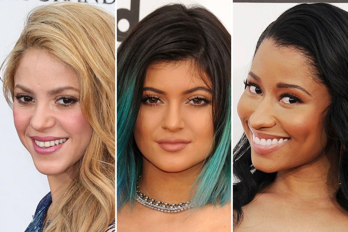 Billboard Music Awards 2014 beauty looks