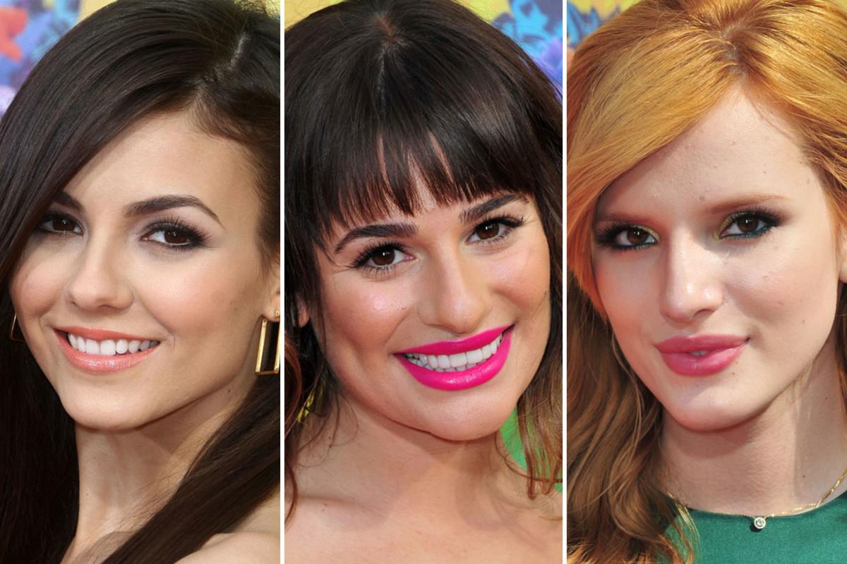 Kids' Choice Awards 2014 beauty looks