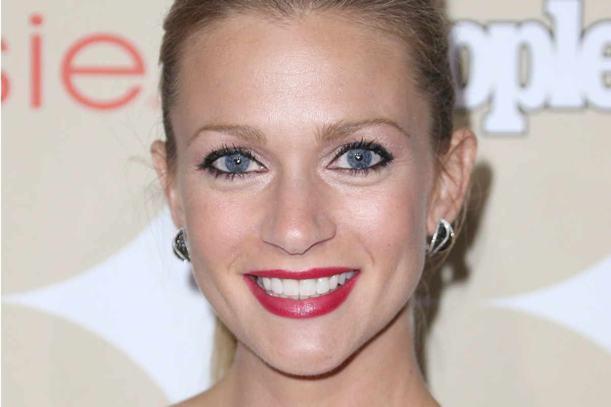 A.J. Cook, People One to Watch Party, 2013
