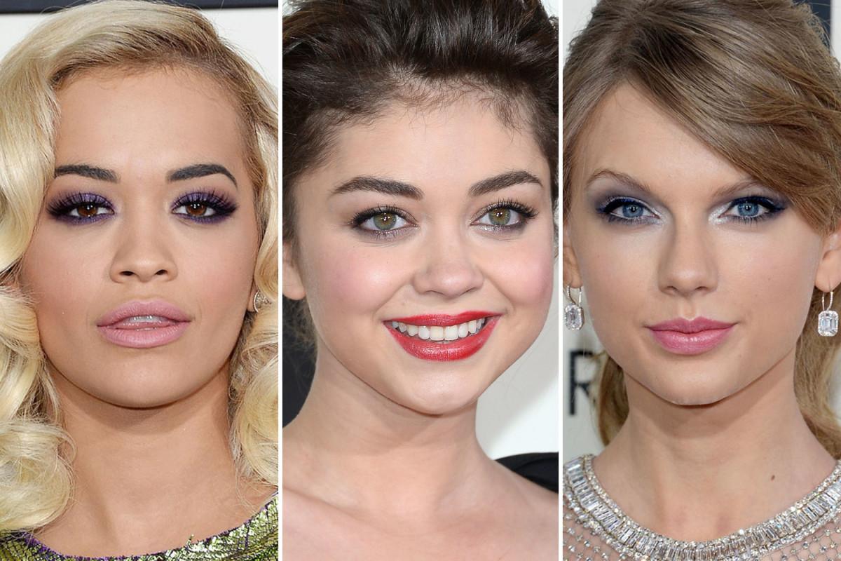 Grammys 2014 beauty looks