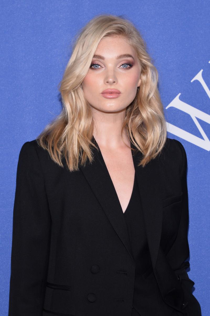 Elsa Hosk, CFDA Fashion Awards, 2018