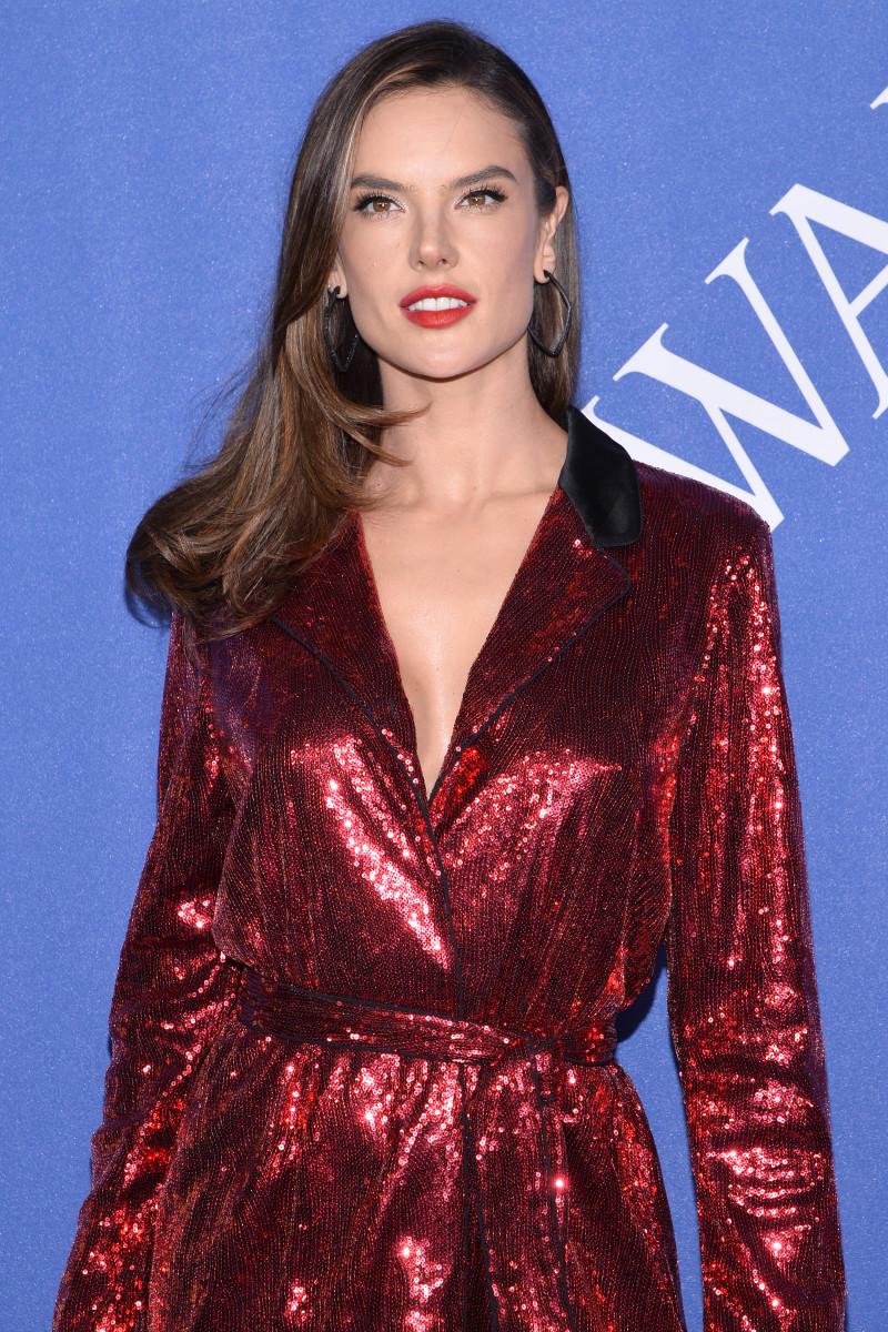 Alessandra Ambrosio, CFDA Fashion Awards, 2018