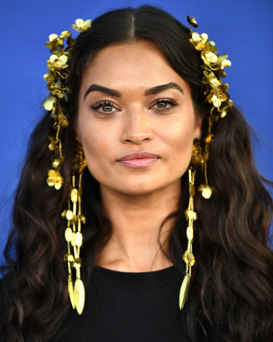 Shanina Shaik, CFDA Fashion Awards, 2018