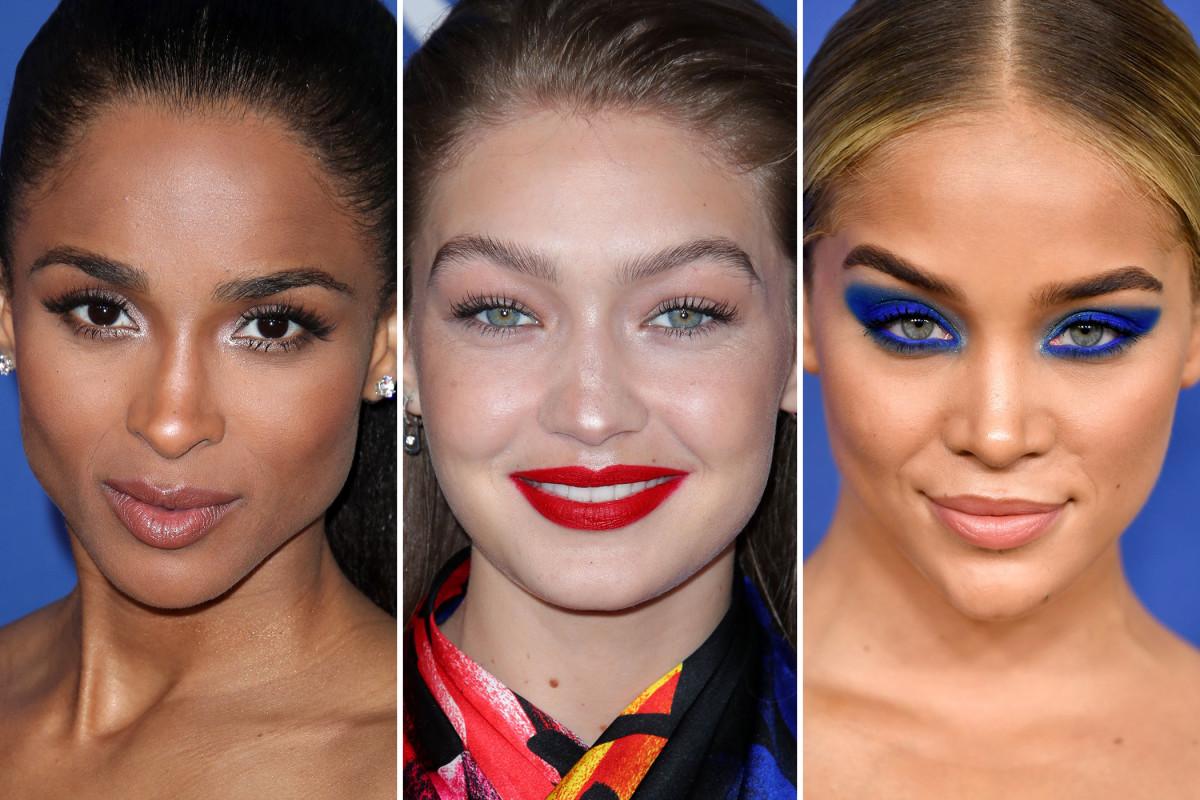 CFDA Fashion Awards 2018 beauty looks