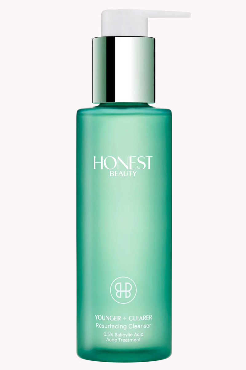 Honest Beauty Younger and Clearer Resurfacing Cleanser
