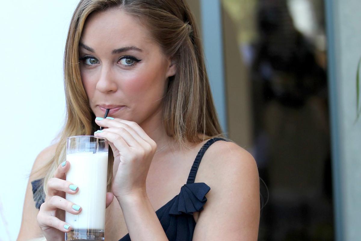 Lauren Conrad milk