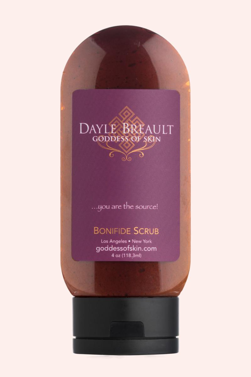 Dayle Breault Goddess of Skin Bonafide Scrub