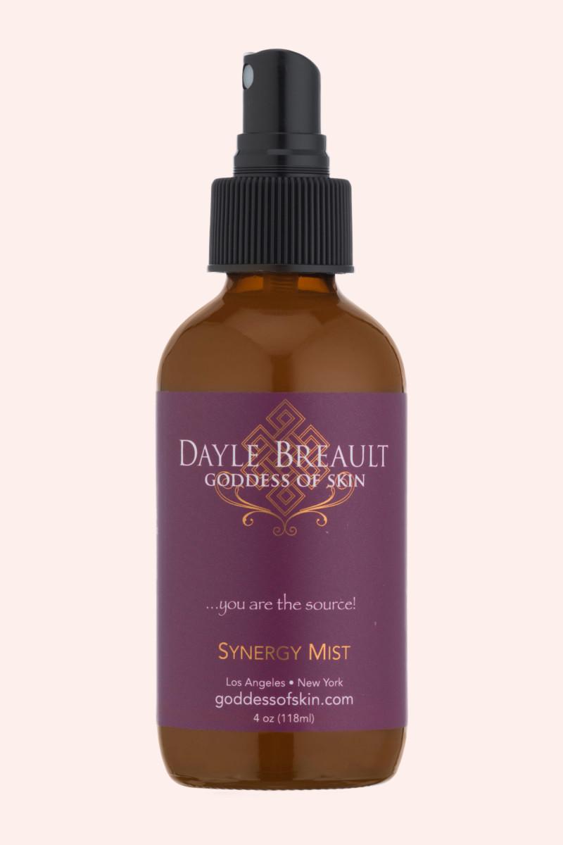 Dayle Breault Goddess of Skin Synergy Mist