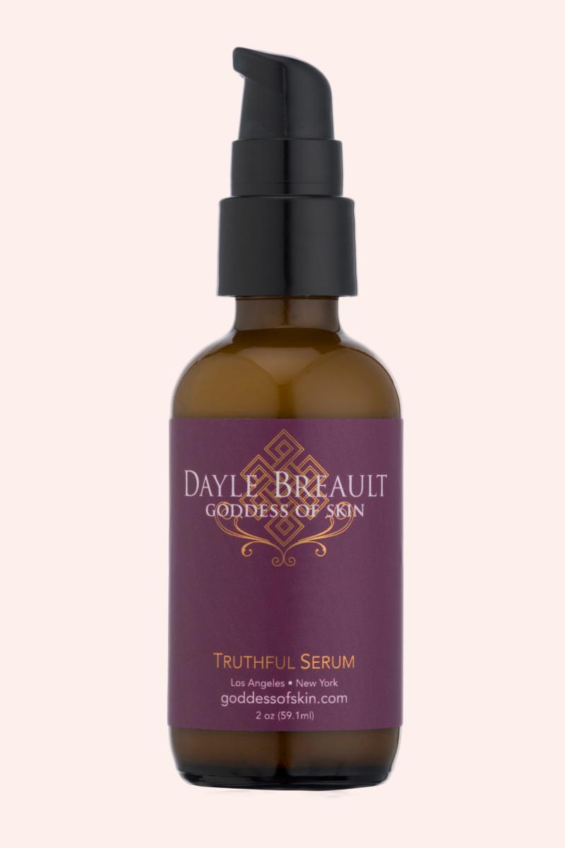 Dayle Breault Goddess of Skin Truthful Serum
