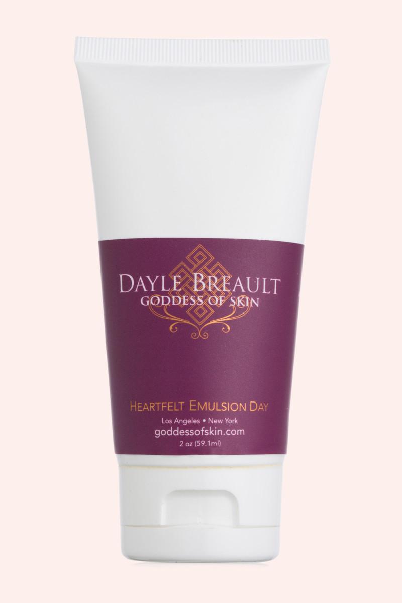 Dayle Breault Goddess of Skin Heartfelt Emulsion Day 40