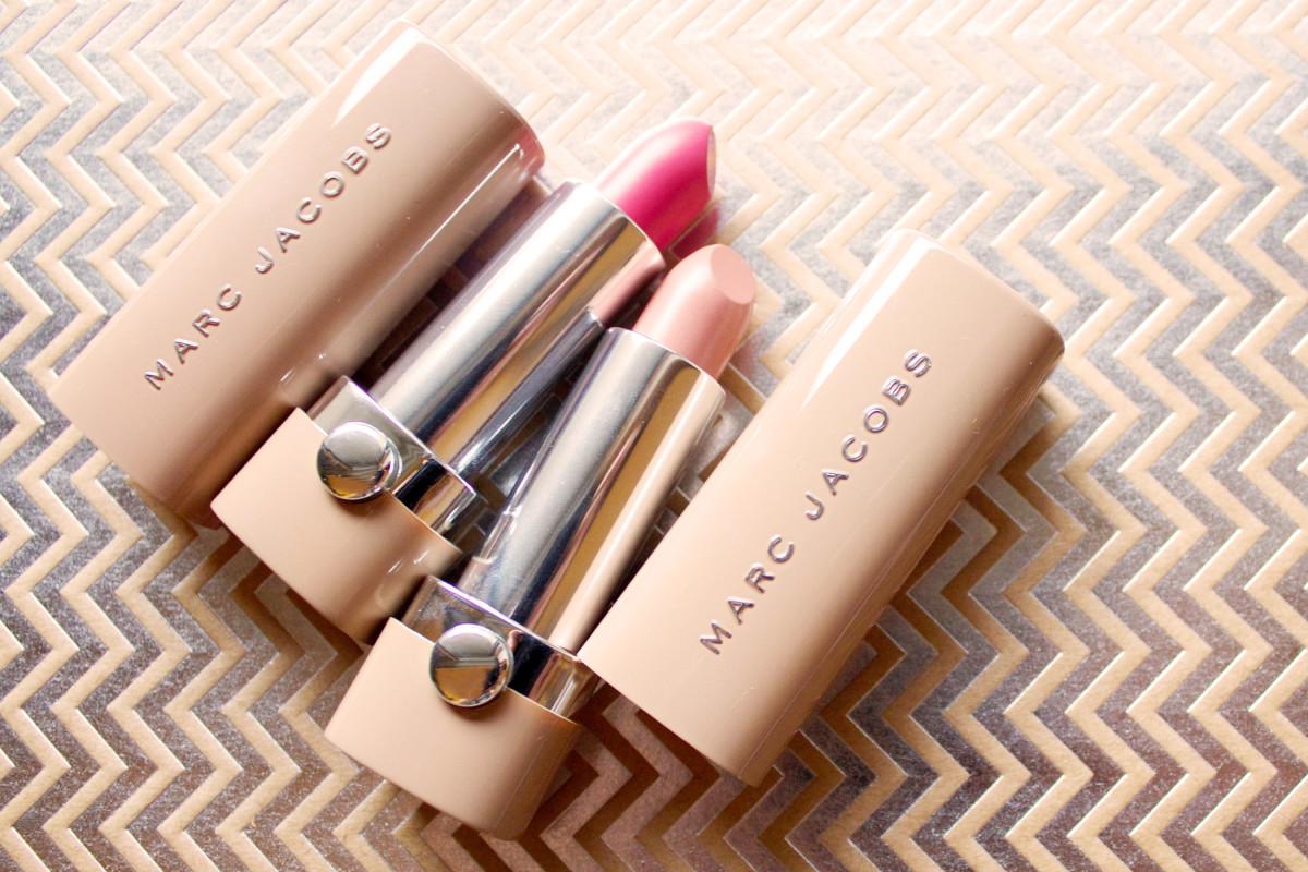Marc Jacobs New Nudes Sheer Gel Lipstick