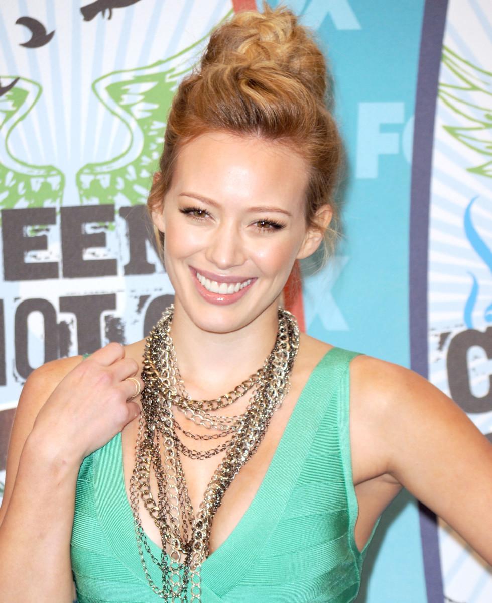 Hilary Duff, Teen Choice Awards, 2010