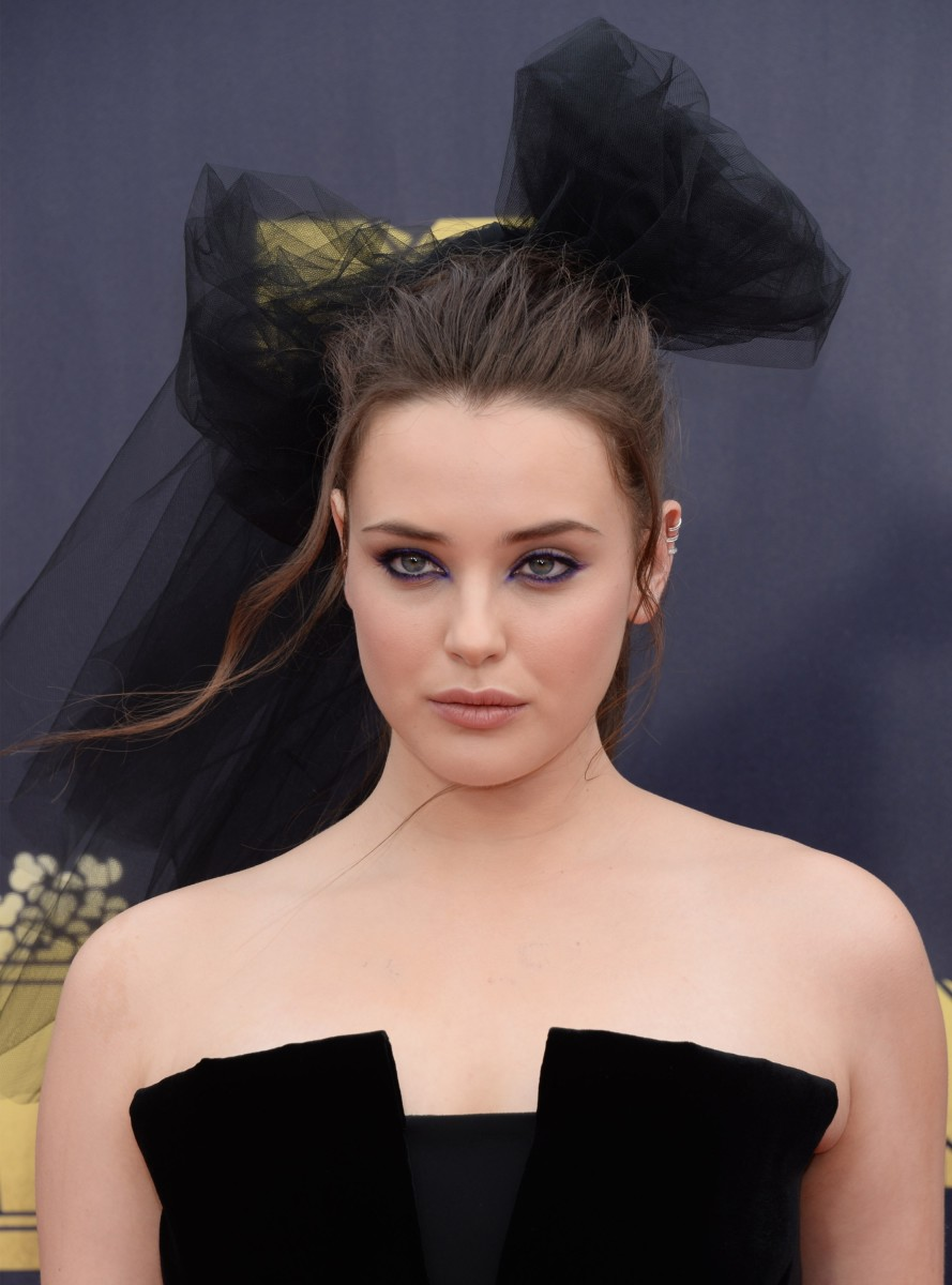 Katherine Langford, MTV Movie and TV Awards, 2018