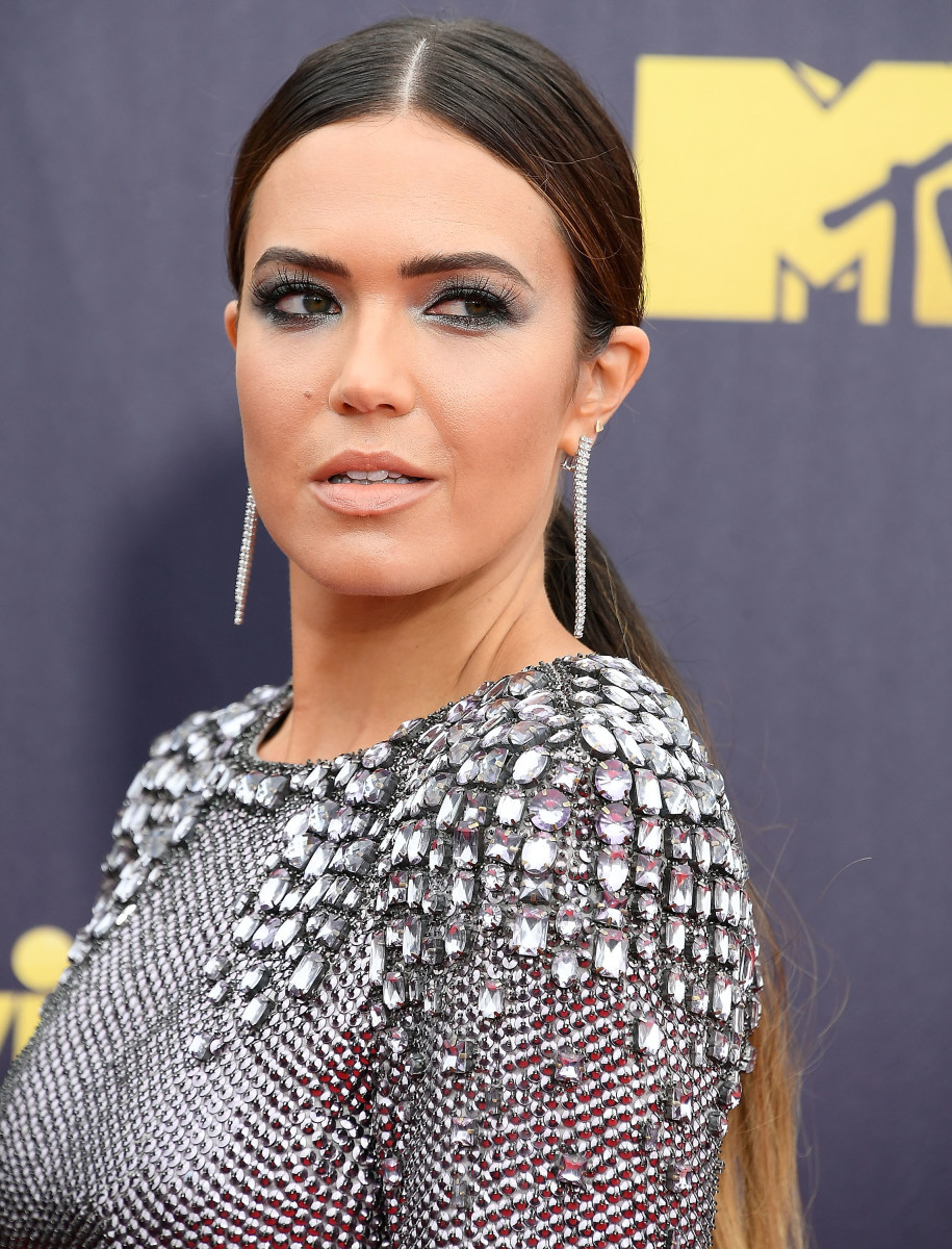 Mandy Moore, MTV Movie and TV Awards, 2018