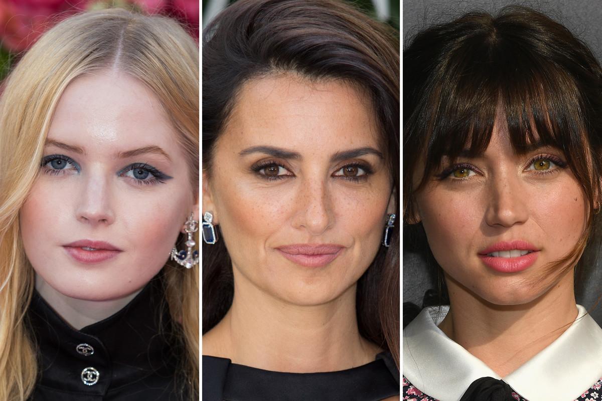 Ellie Bamber, Penelope Cruz, Ana de Armas