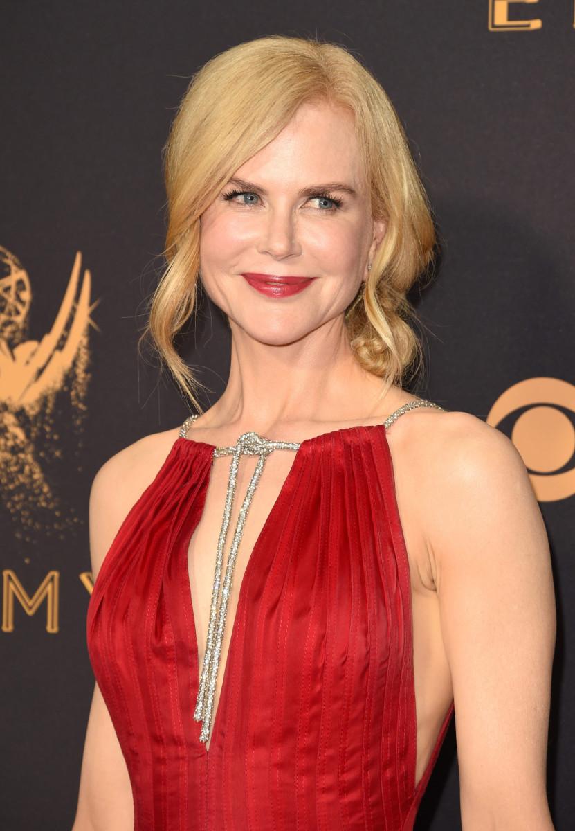 Nicole Kidman, Emmy Awards, 2017