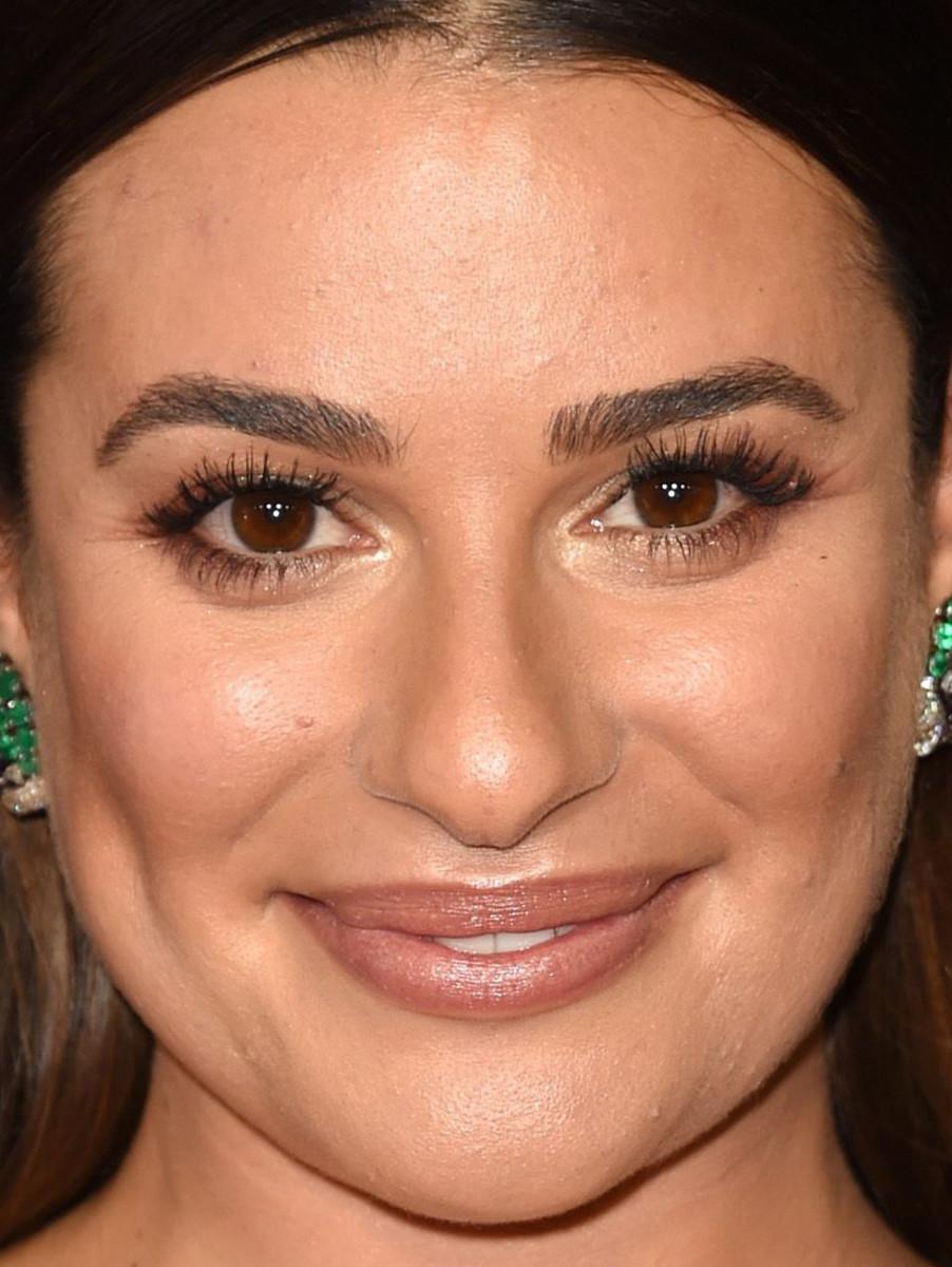 Lea Michele, Emmy Awards, 2017