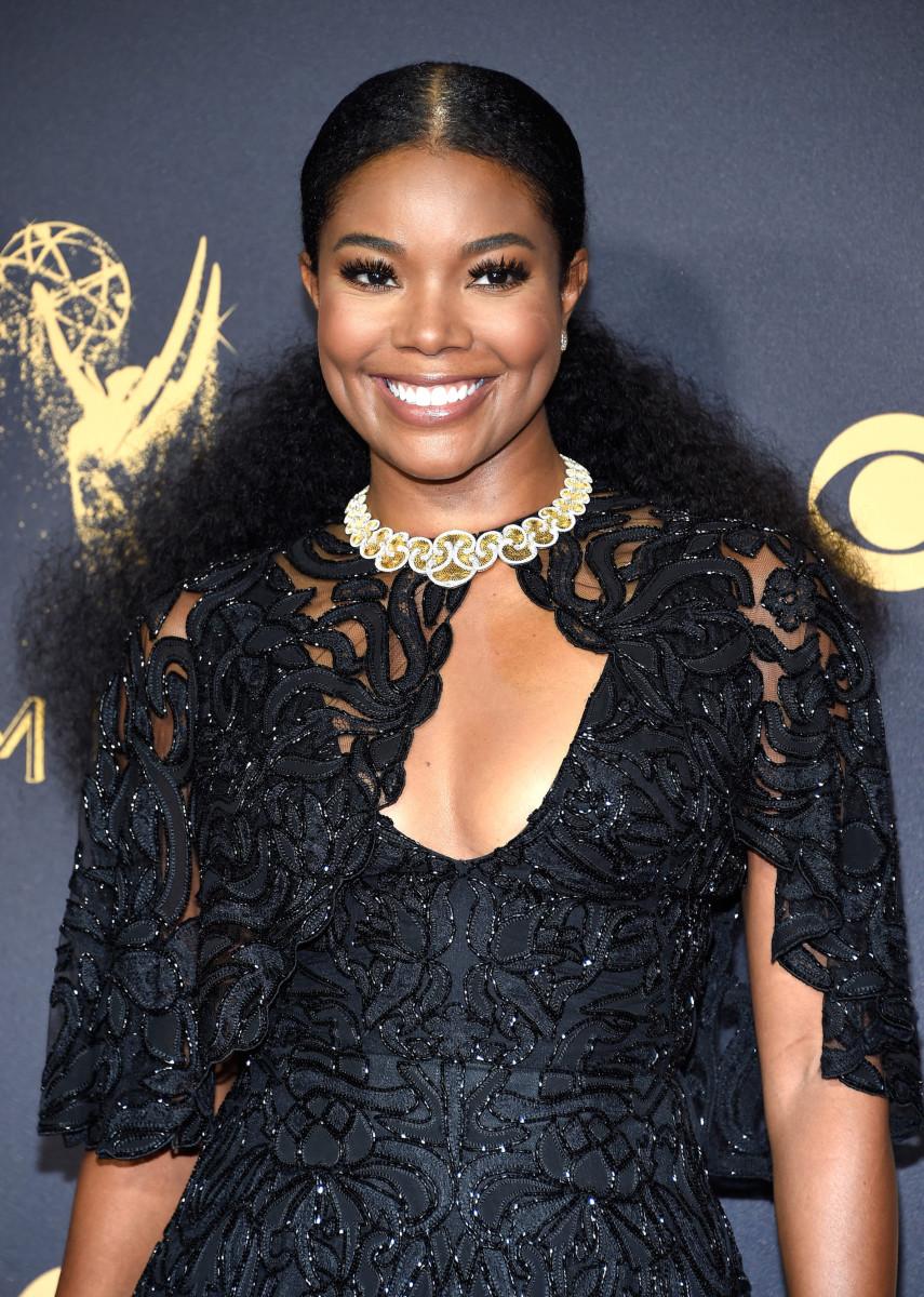 Gabrielle Union, Emmy Awards, 2017