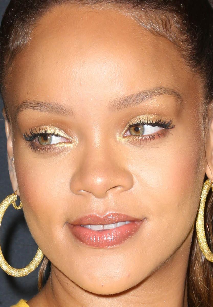Rihanna, Fenty Beauty launch, 2017