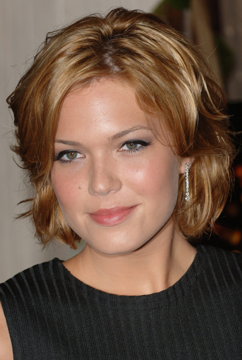Mandy Moore, Women in Film Crystal and Lucy Awards, 2005