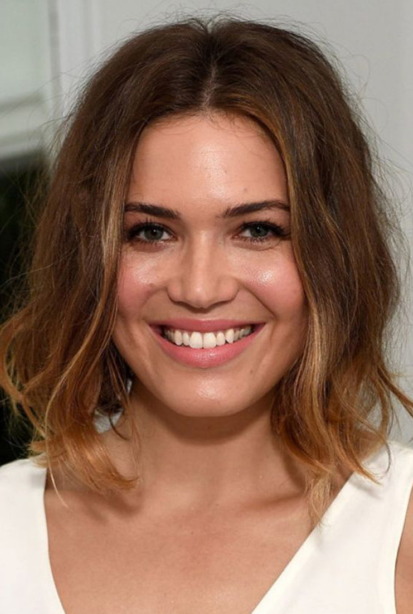 Mandy Moore, The A List Anniversary Party, 2015