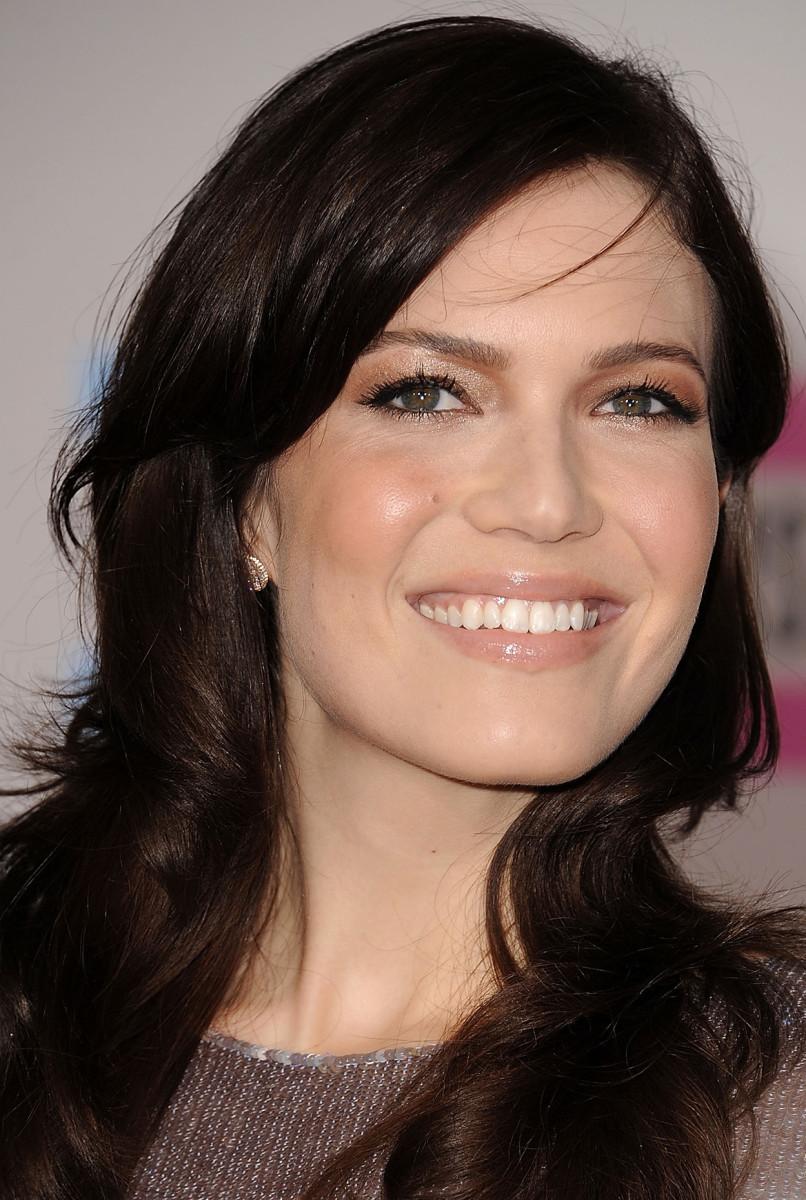 Mandy Moore, American Music Awards, 2010