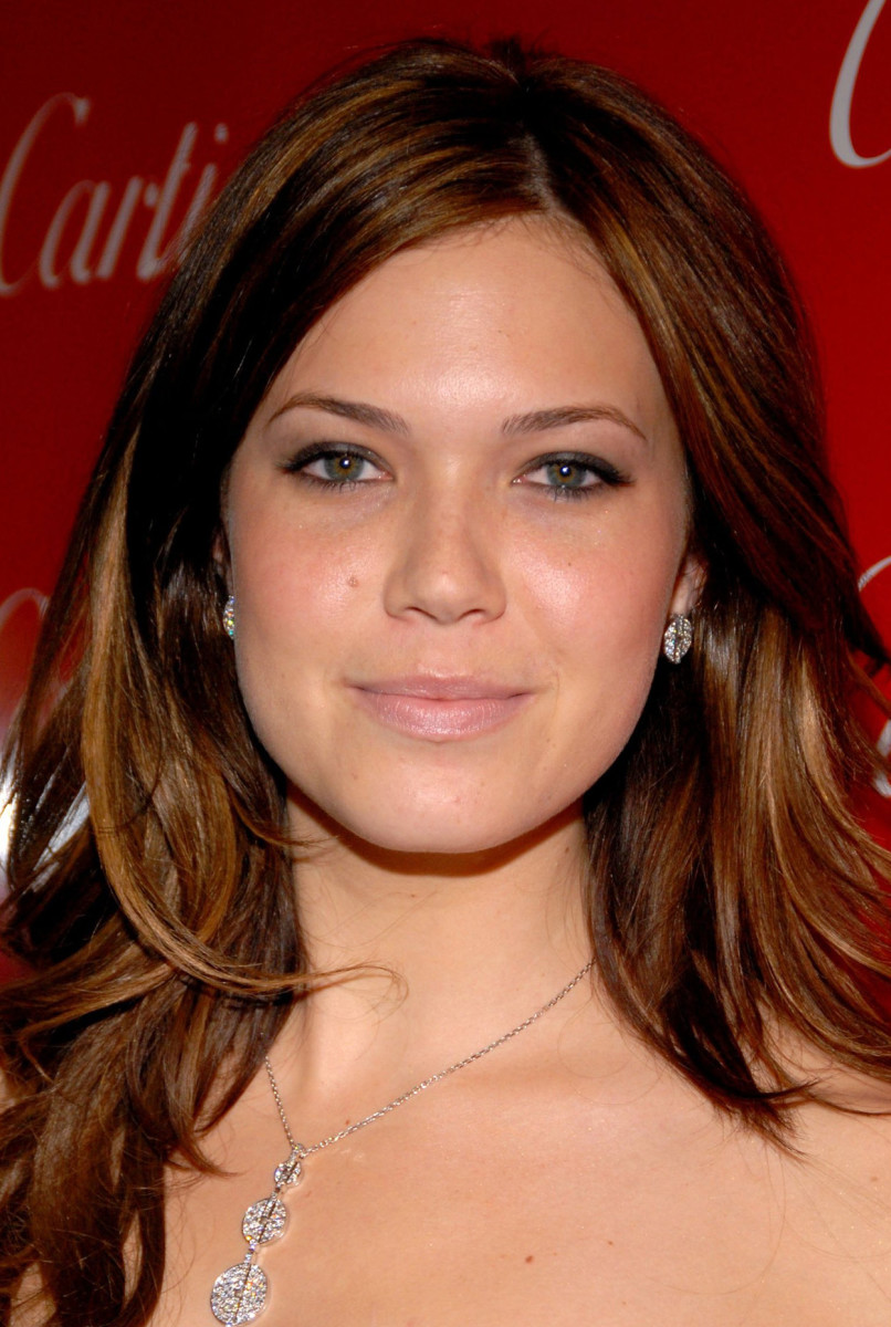 Mandy Moore, Cartier holiday celebration, 2006