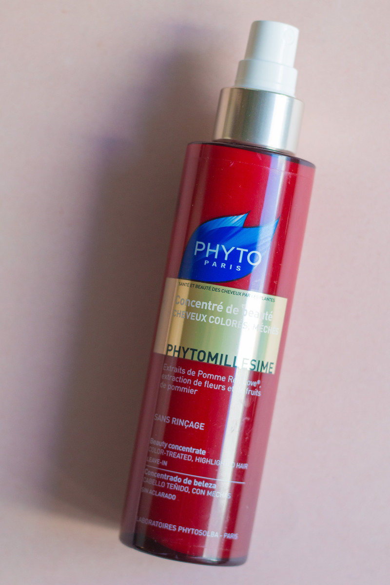 Phyto Phytomillesime Beauty Concentrate