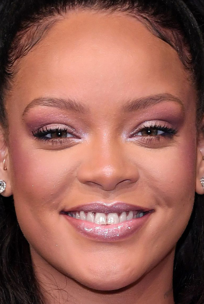 Rihanna, Fenty Beauty launch, London, 2017