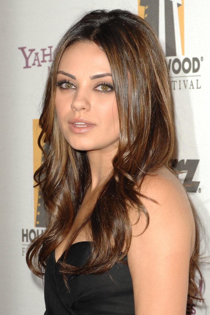 Mila Kunis, Hollywood Awards Gala 2010