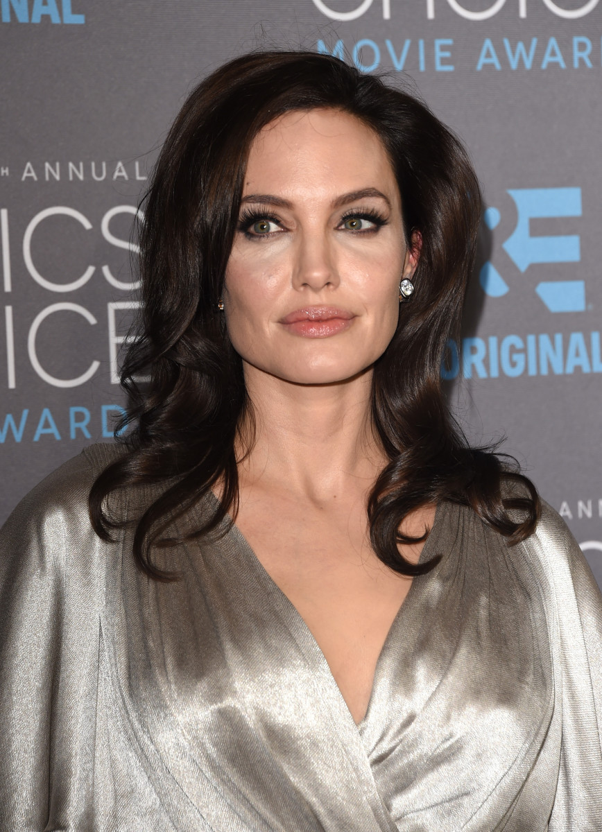 Angelina Jolie, Critics' Choice Awards, 2015