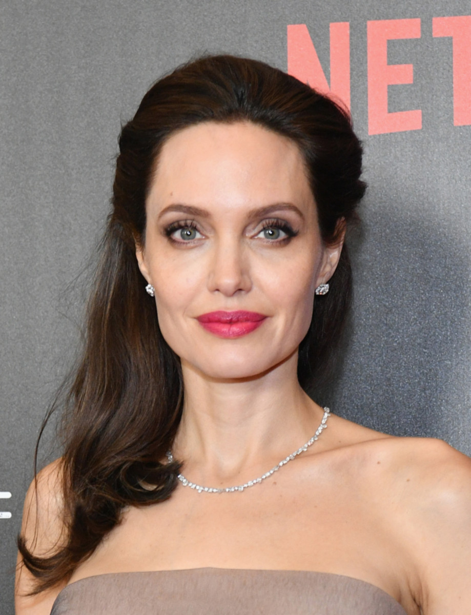 Angelina Jolie, First They Killed My Father New York premiere, 2017