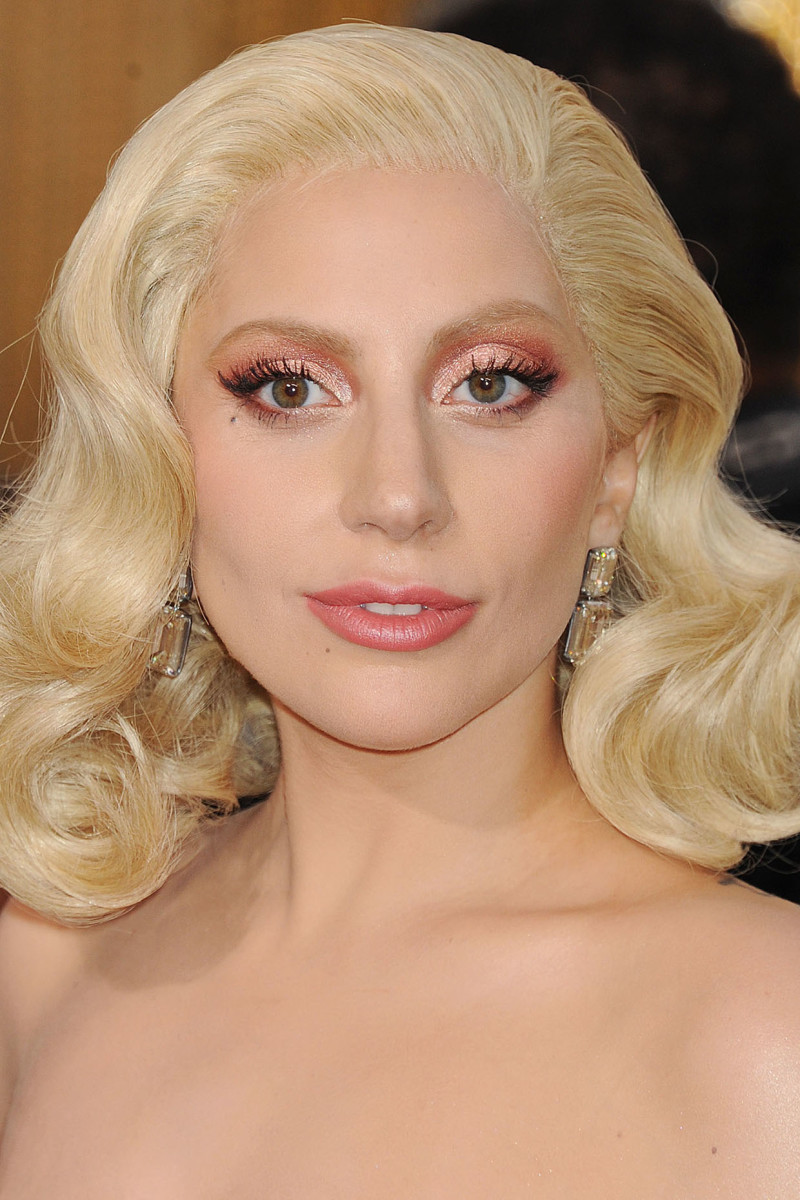 Lady Gaga Oscars 2016