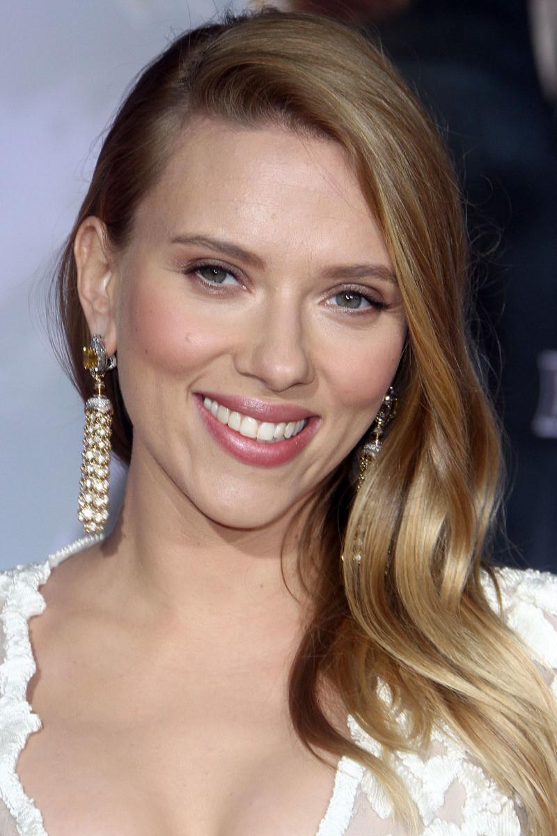Scarlett Johansson 2014 Hair Www Pixshark Com Images