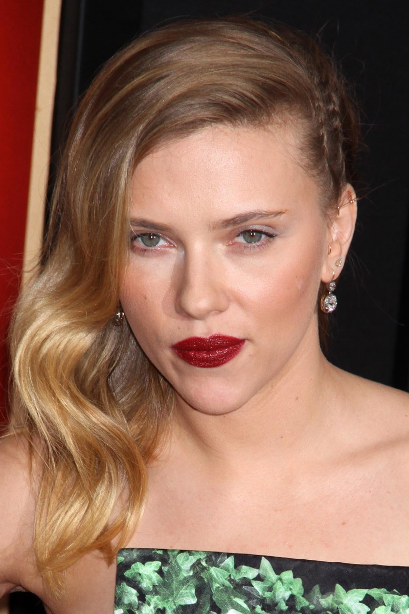 Scarlett Johansson Before And After Beautyeditor