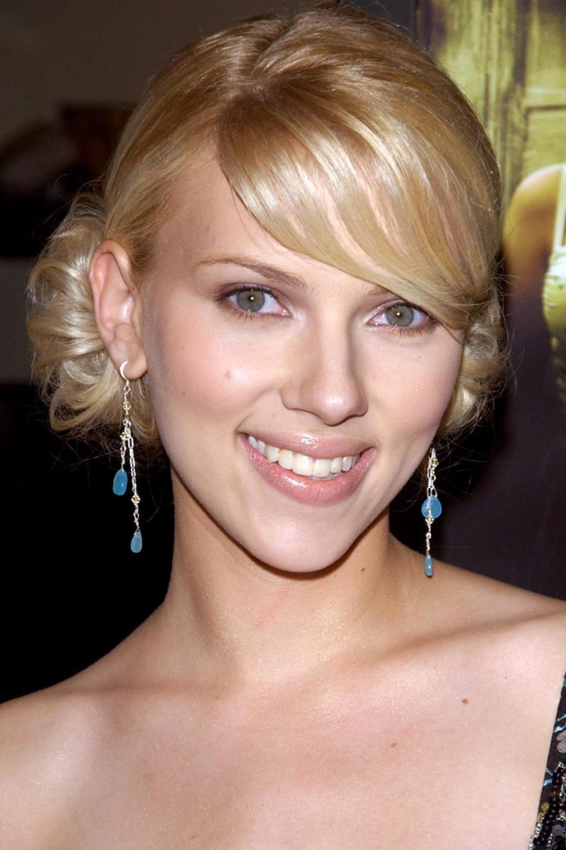 Scarlett Johansson, A Love Song for Bobby Long premiere, 2004