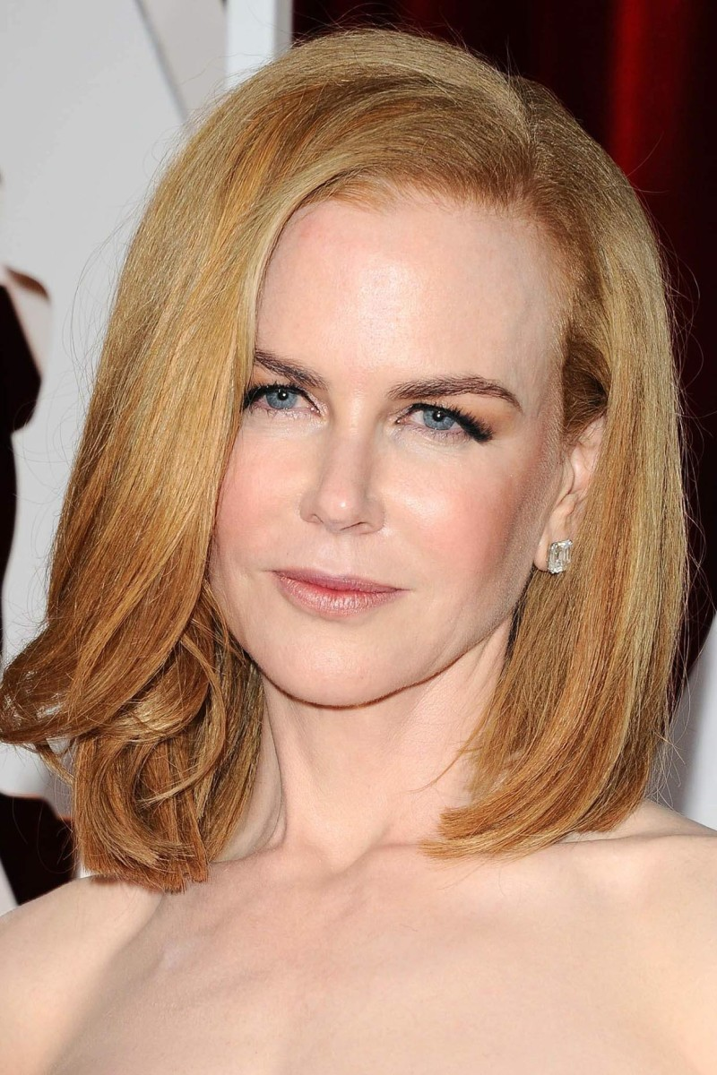 Nicole Kidman, Before and After - Beautyeditor
